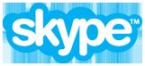 Skype oder Google Hangouts